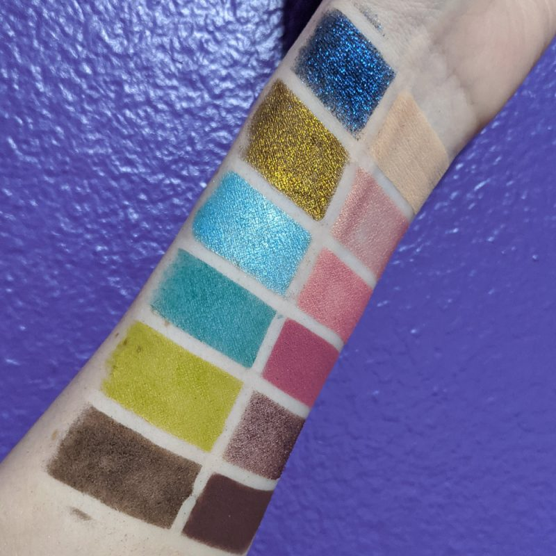 Pur Trolls World Techno Swatches