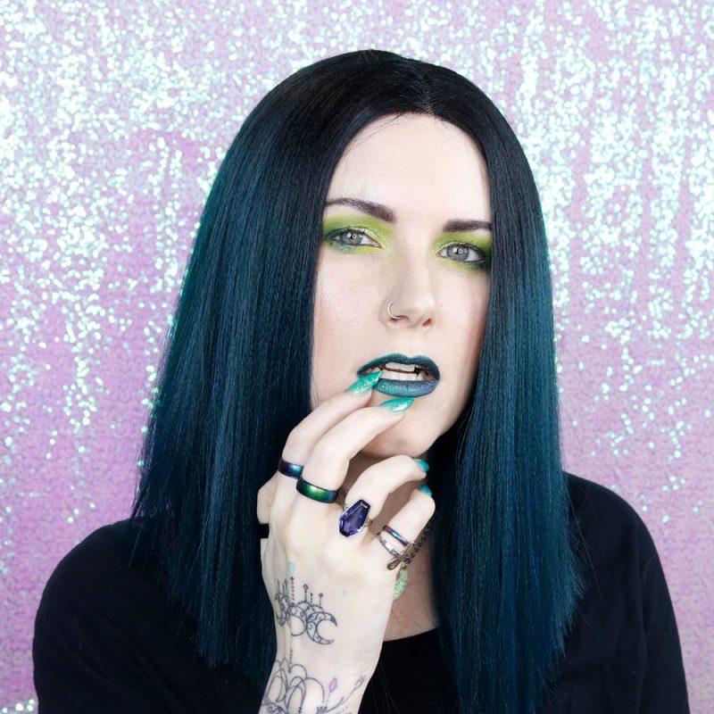 Bobbi Boss Yara Emerald Green Hair