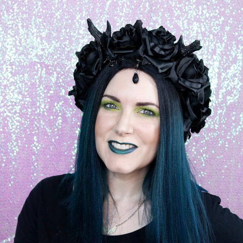 Melt Xenon Makeup Look