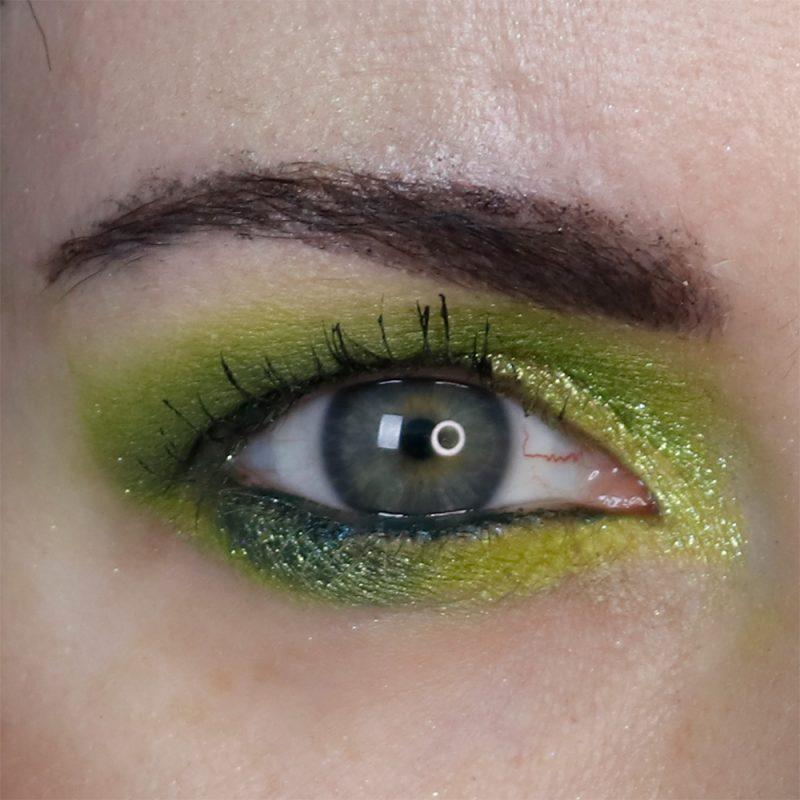 Melt Radioactive Xenon Eye Look