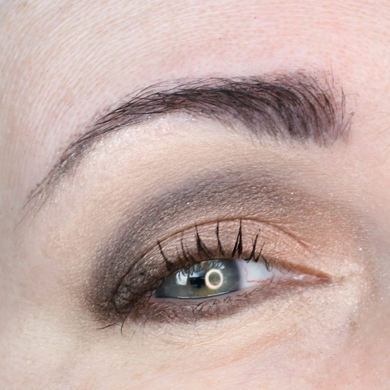 Smashbox Double Tap eye look