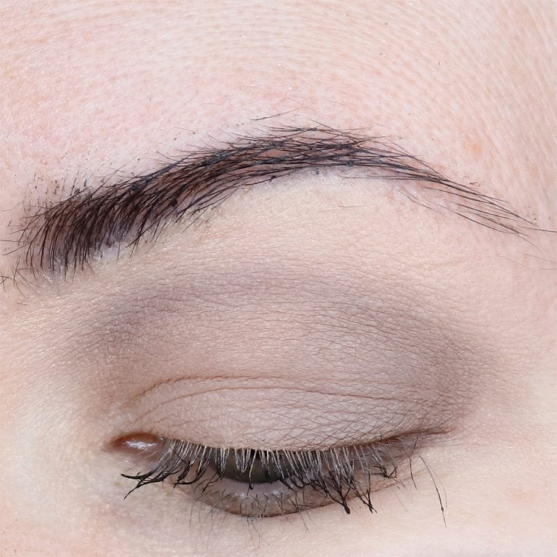 Smashbox Nudie Pic Fair eye look