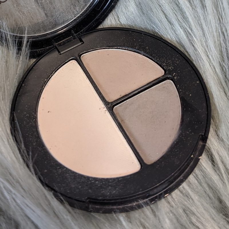 Smashbox Nudie Pic Fair Photo Edit Eye Shadow Trio