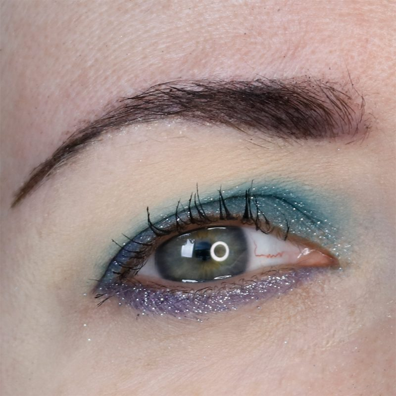 Smashbox Panoramic eye makeup