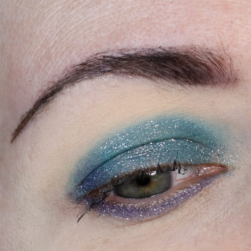Smashbox Panoramic eye look