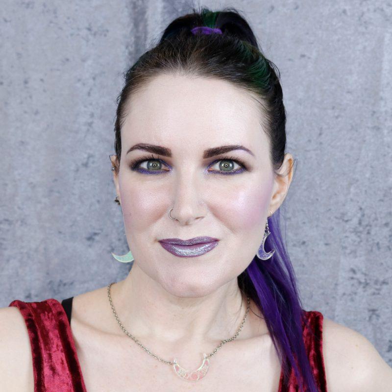Purple Smile