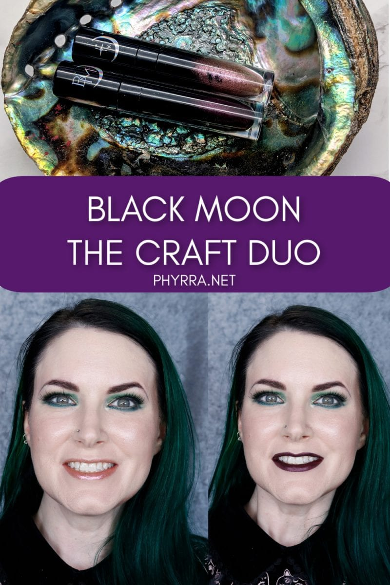 Black Moon The Craft Legacy Limited-Edition Spell Book Duo