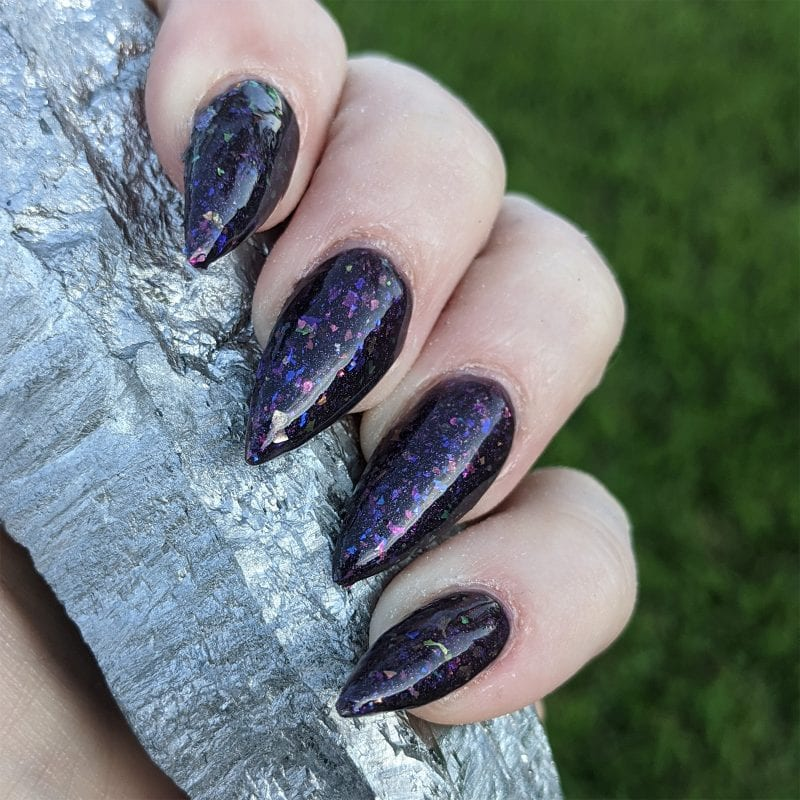 KBShimmer In the Mood Swatch