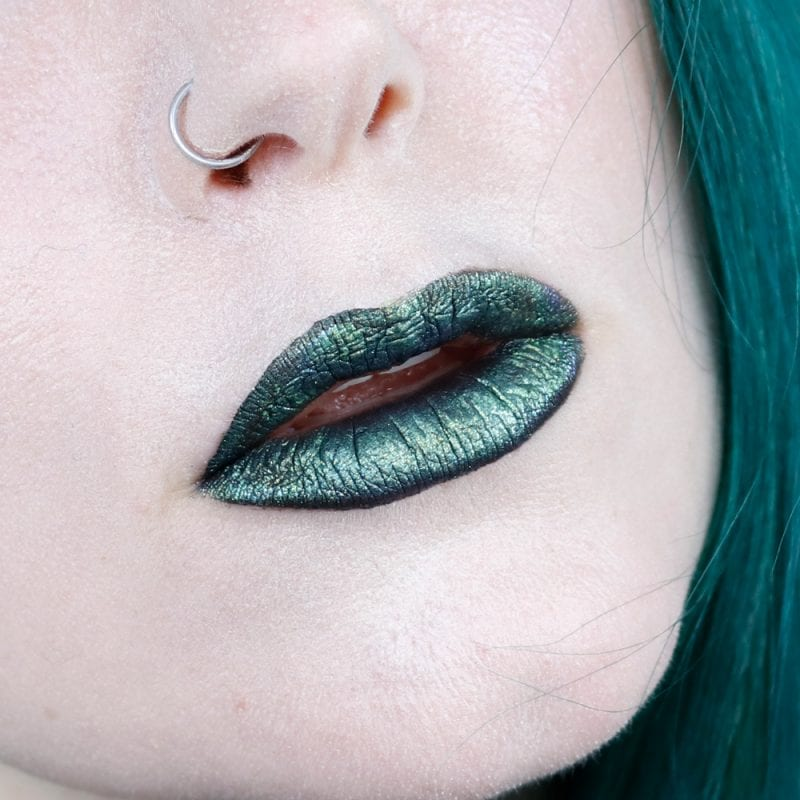 Black Moon Myth Zenith Slime Liquid Lipsticks