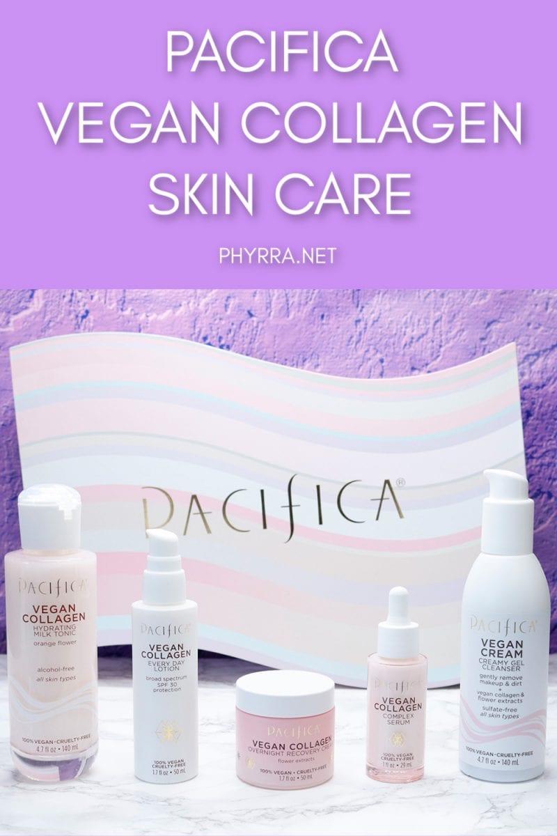 Pacifica Vegan Collagen Skin Care