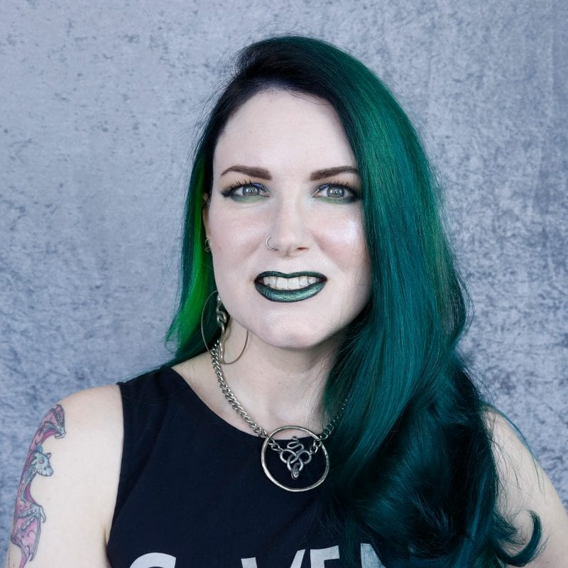 Green Hair Styles