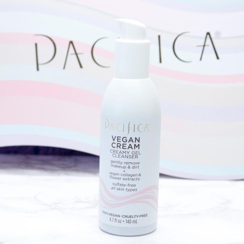 Pacifica Vegan Cream Gel Cleanser