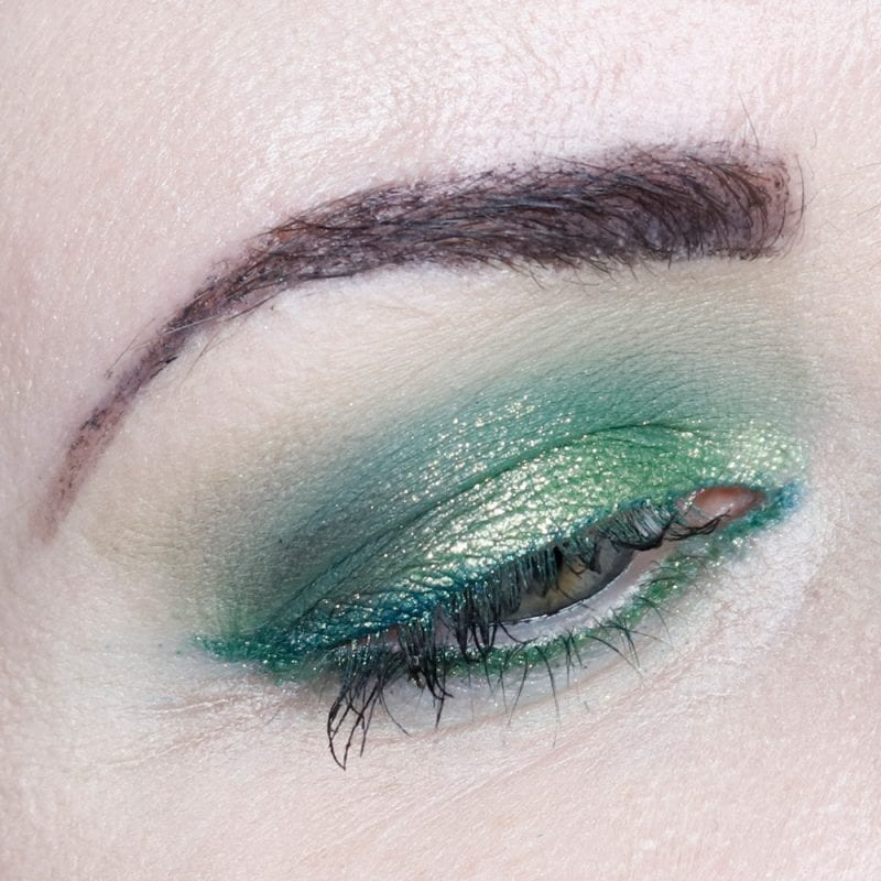 Black Moon Urban Myth Green Eyeshadow