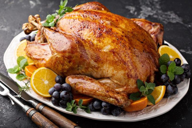 Low Carb turkey