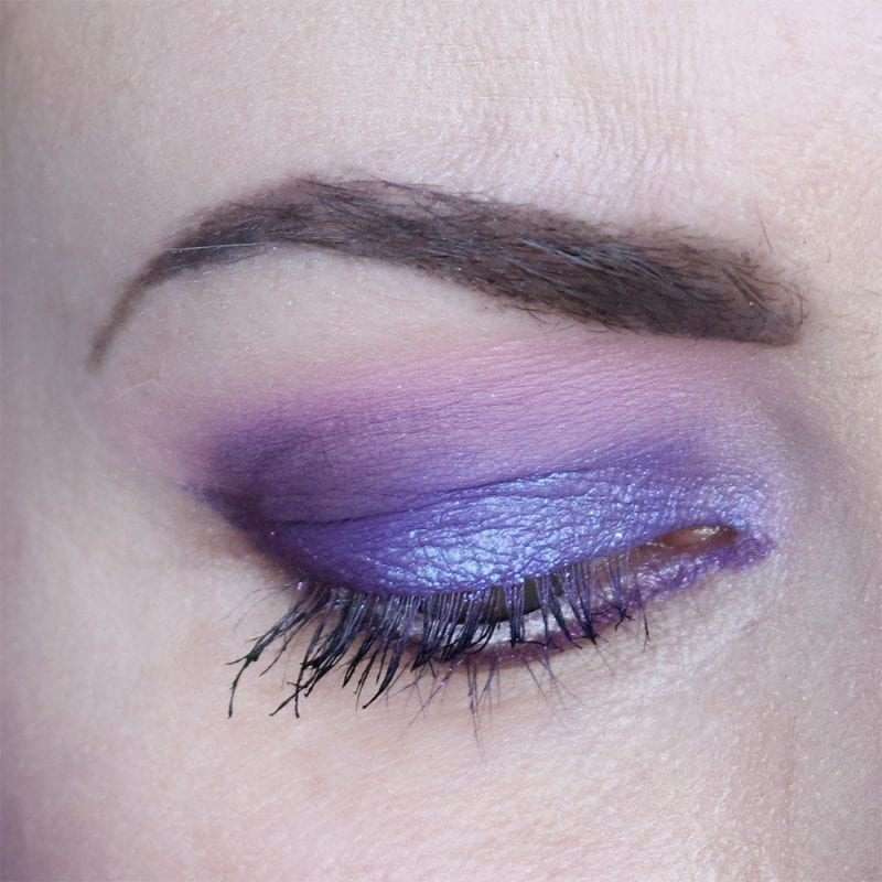 Smokey Eyes Purple