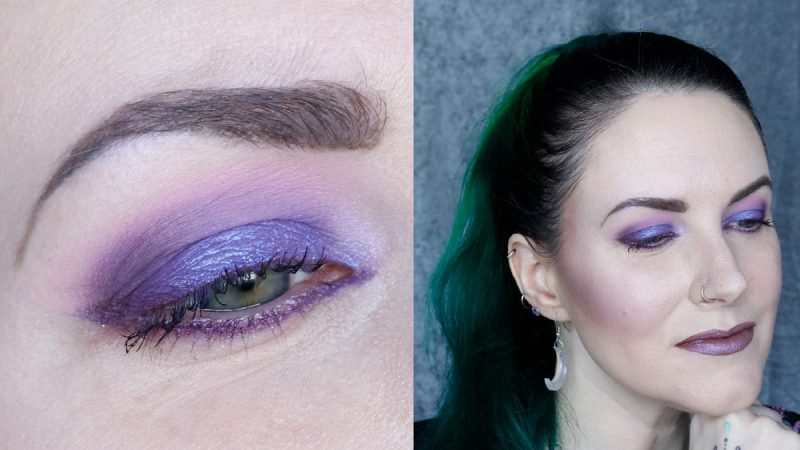 Black Moon Cosmetics Urban Myth Tutorial