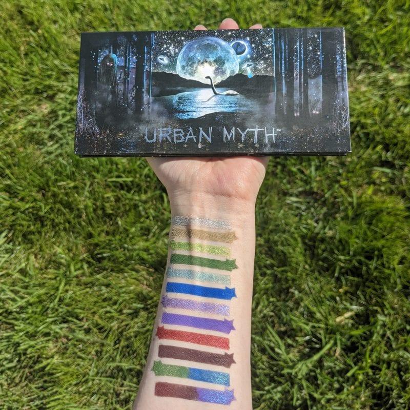 Urban Myth Swatches