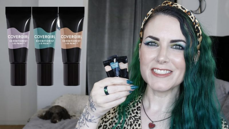 Covergirl Exhibitionist Luminati Lid Paint Review