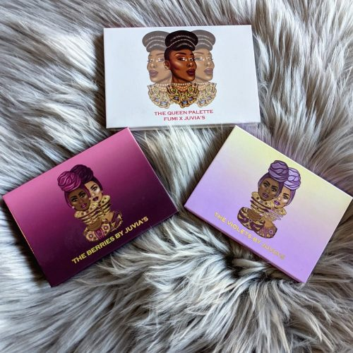 Juvia's Place Violets and Berries Eyeshadow Palettes