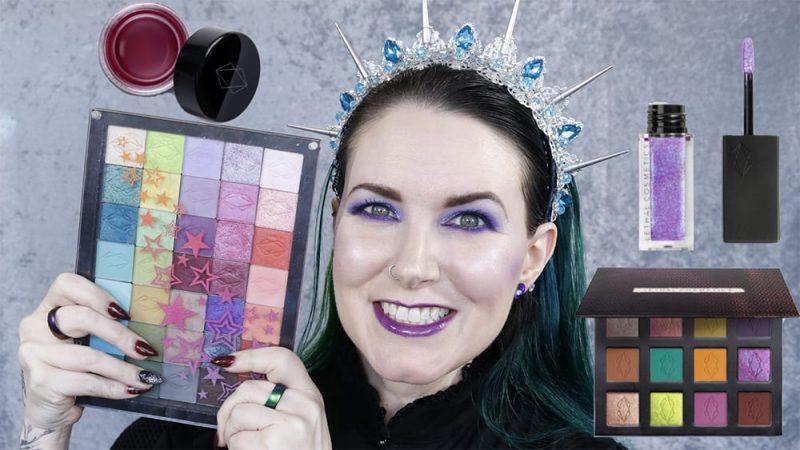 Lethal Cosmetics Indie Makeup Haul