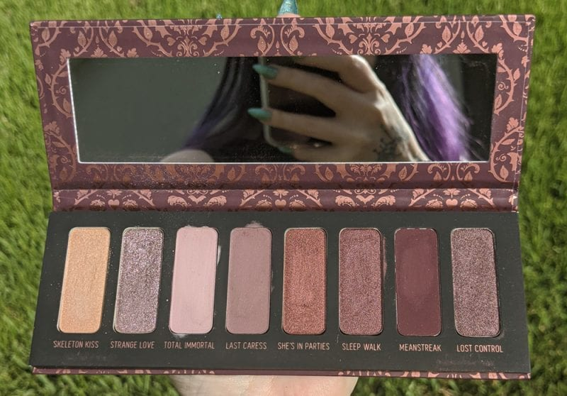 Melt She's in Parties Eyeshadow Palette
