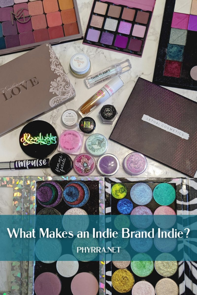 What Makes an Indie Brand Indie?