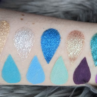 Book of Magic Swatches
