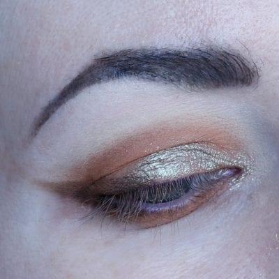 Neutral Eyeshadow Look