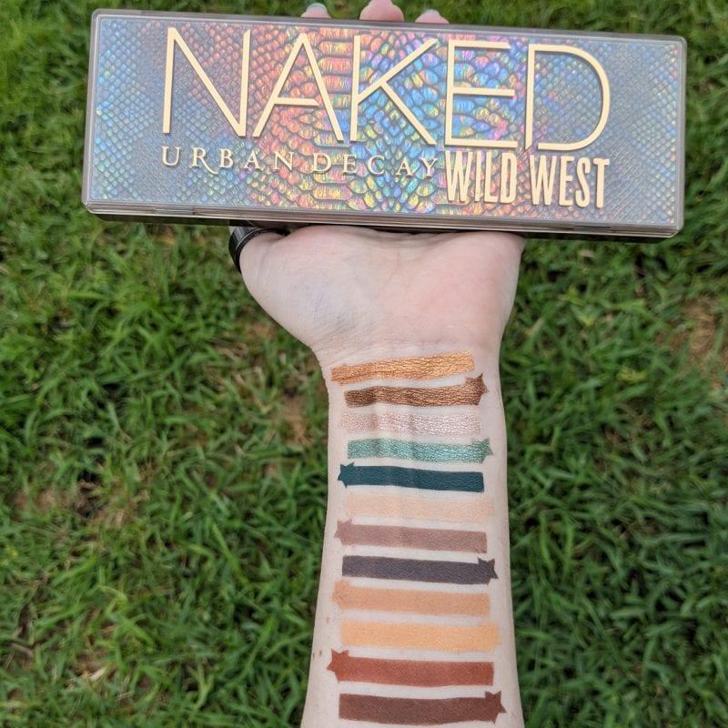 UD Naked Wild West Palette