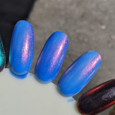 KBShimmer Dawn to Earth Swatch