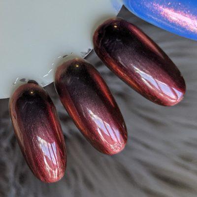 KBShimmer Obsidian swatch