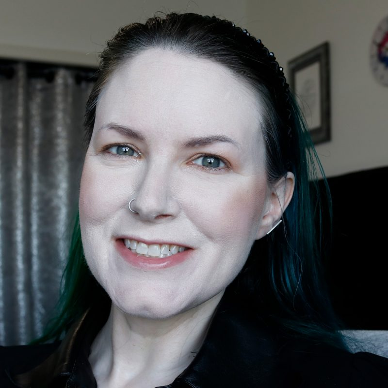 Good Apple Skin-Perfecting Foundation Balm in Light 002 Day 2 Wear Test