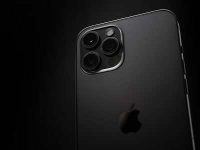 Night Mode on iPhone 12 Pro Max