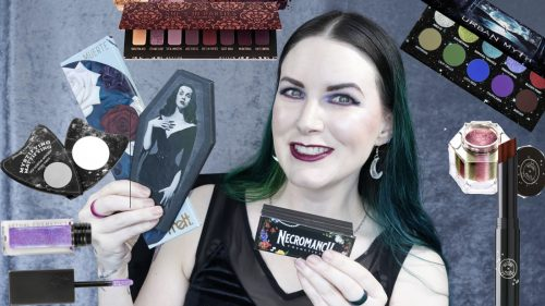 Best Gothic Makeup Brands to Try in 2021