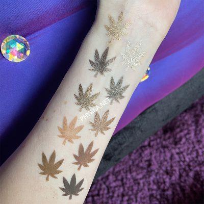 Melt MaryJane Swatches Pale Skin