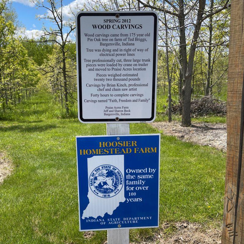 Hoosier Homestead Farm Information