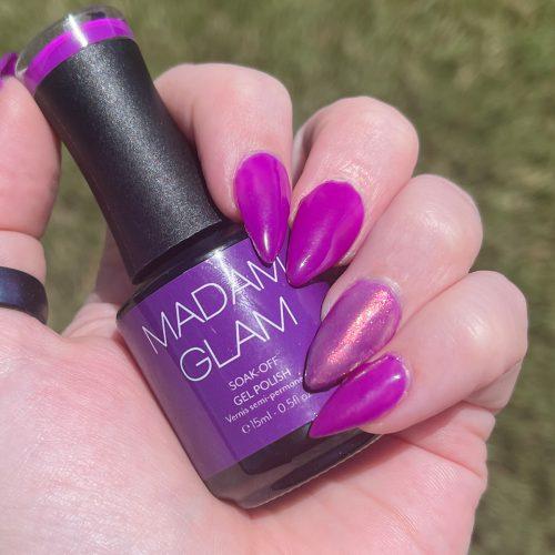 Madam Glam Hear Me Roar! Mani