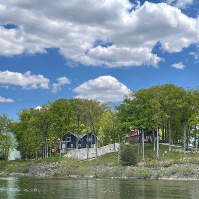 Raccoon Lake Houses