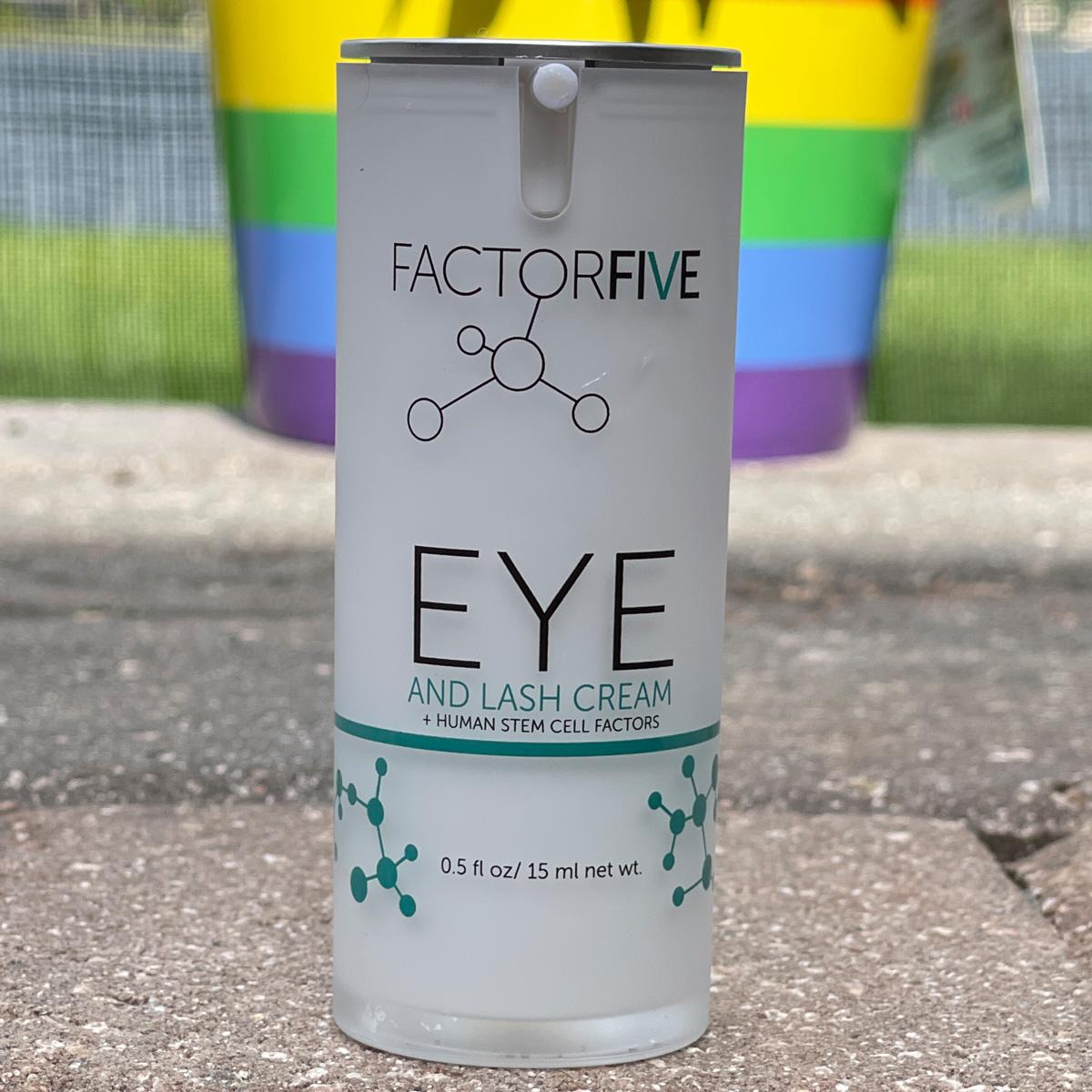 3-in-1 Eye lash Cream