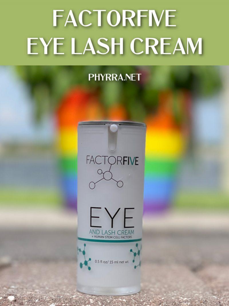 FactorFive Eye Lash Cream