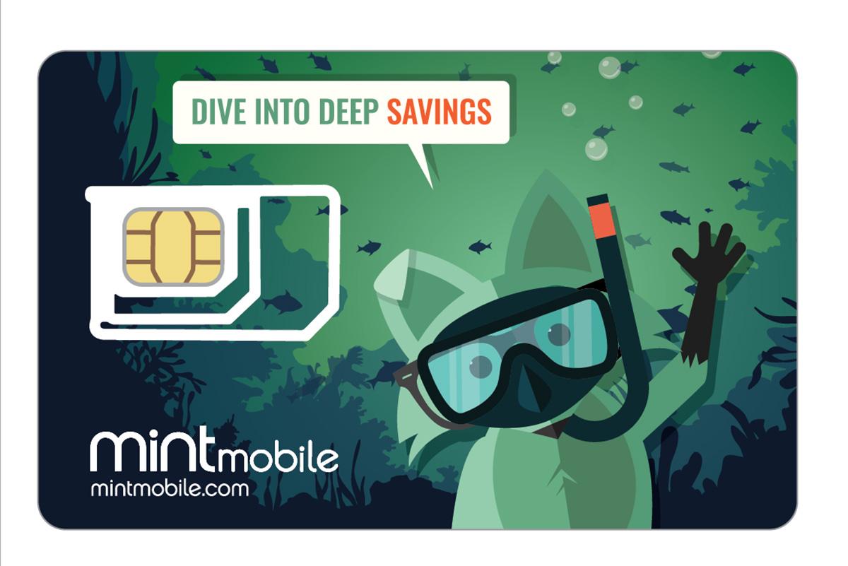 Mint Mobile Sim Card