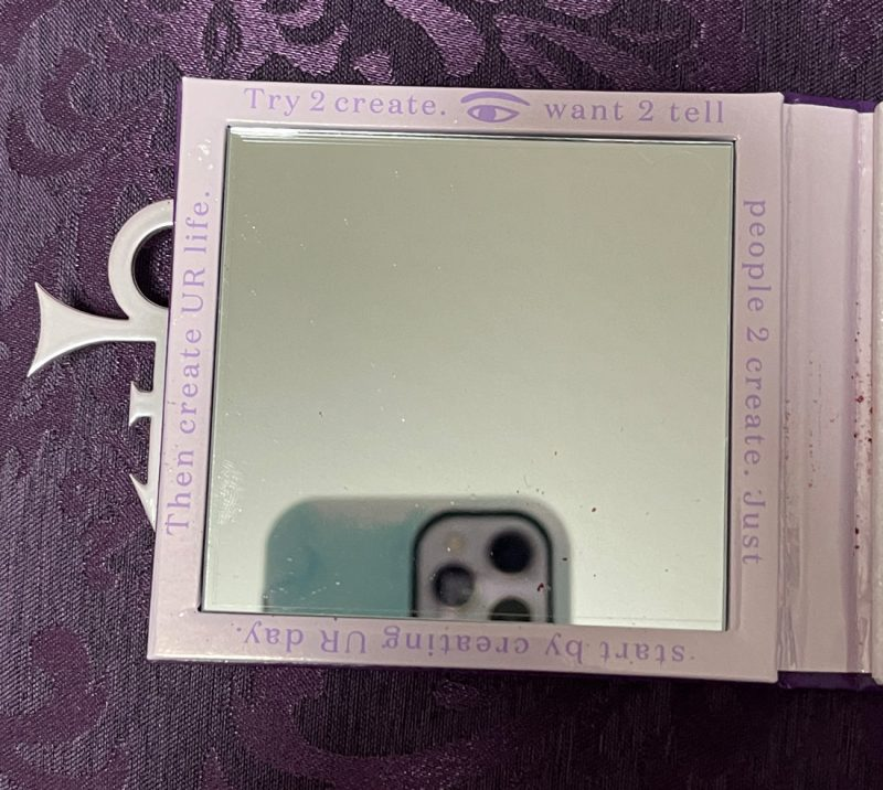The Prince Palette Mirror