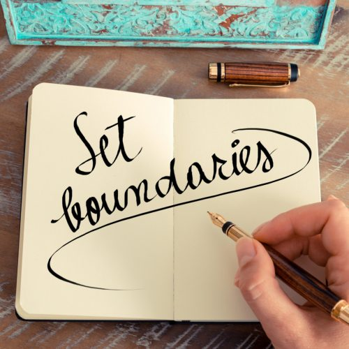 Why Boundaries are Really F*cking Important
