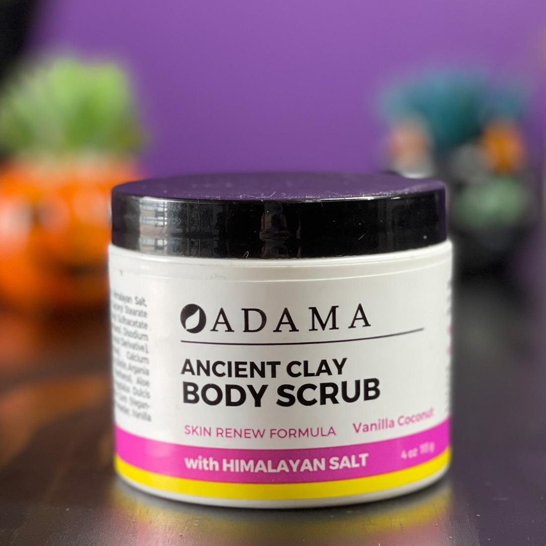 Zion Health Ancient Clay Body Scrub