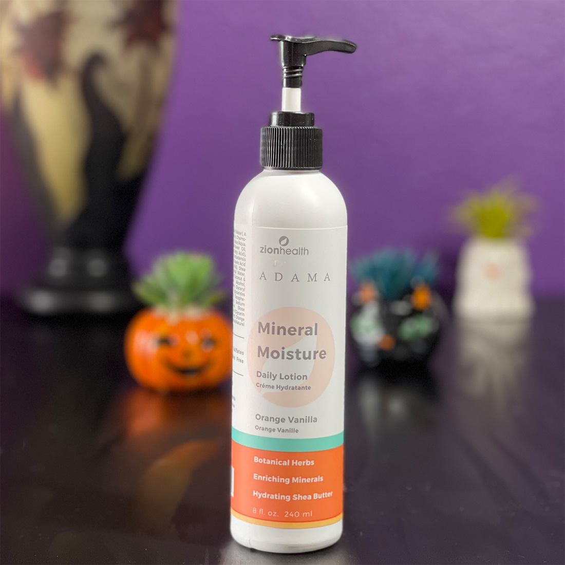 Zion Health Mineral Moisture Daily Lotion