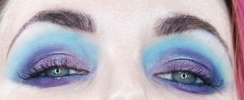 Purple Hooded Eyes Tutorial