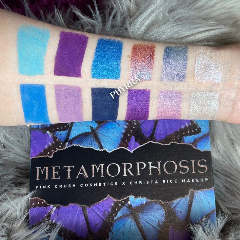 Pink Crush Metamorphosis Review