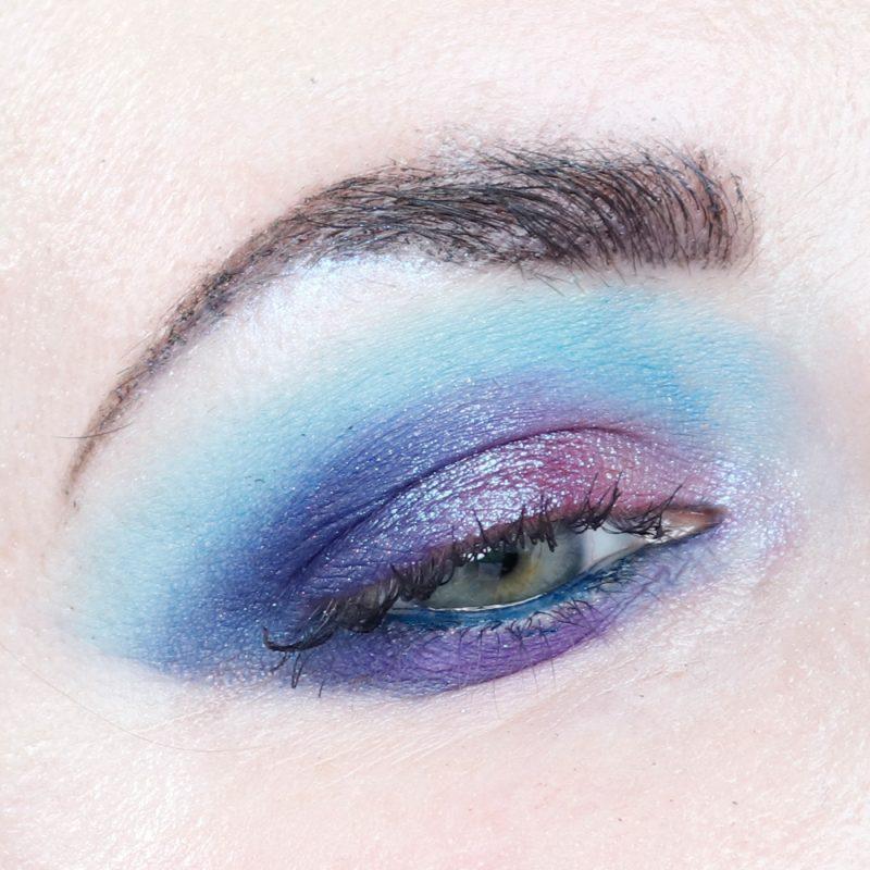 Pink Crush Metamorphosis Palette Tutorial for hooded eyes